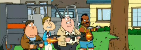 A-Team (Family Guy)