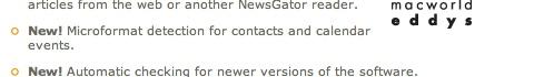 NetNewsWire News