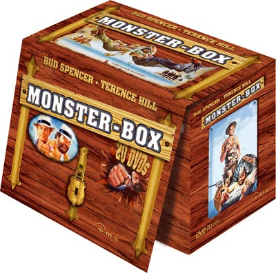 Bud Spencer & Terence Hill Monster-Box