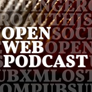 OpenWebPodcast Logo