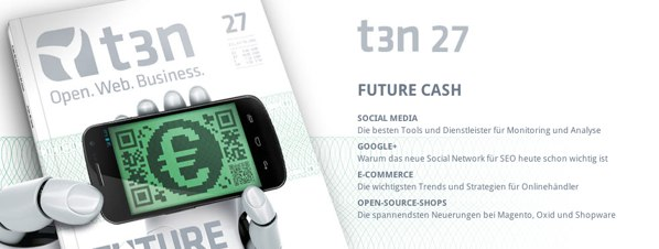 t3n Nr. 27 - Future-Cash