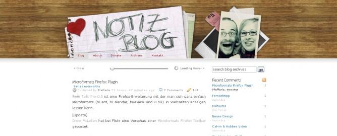 notizBlog
