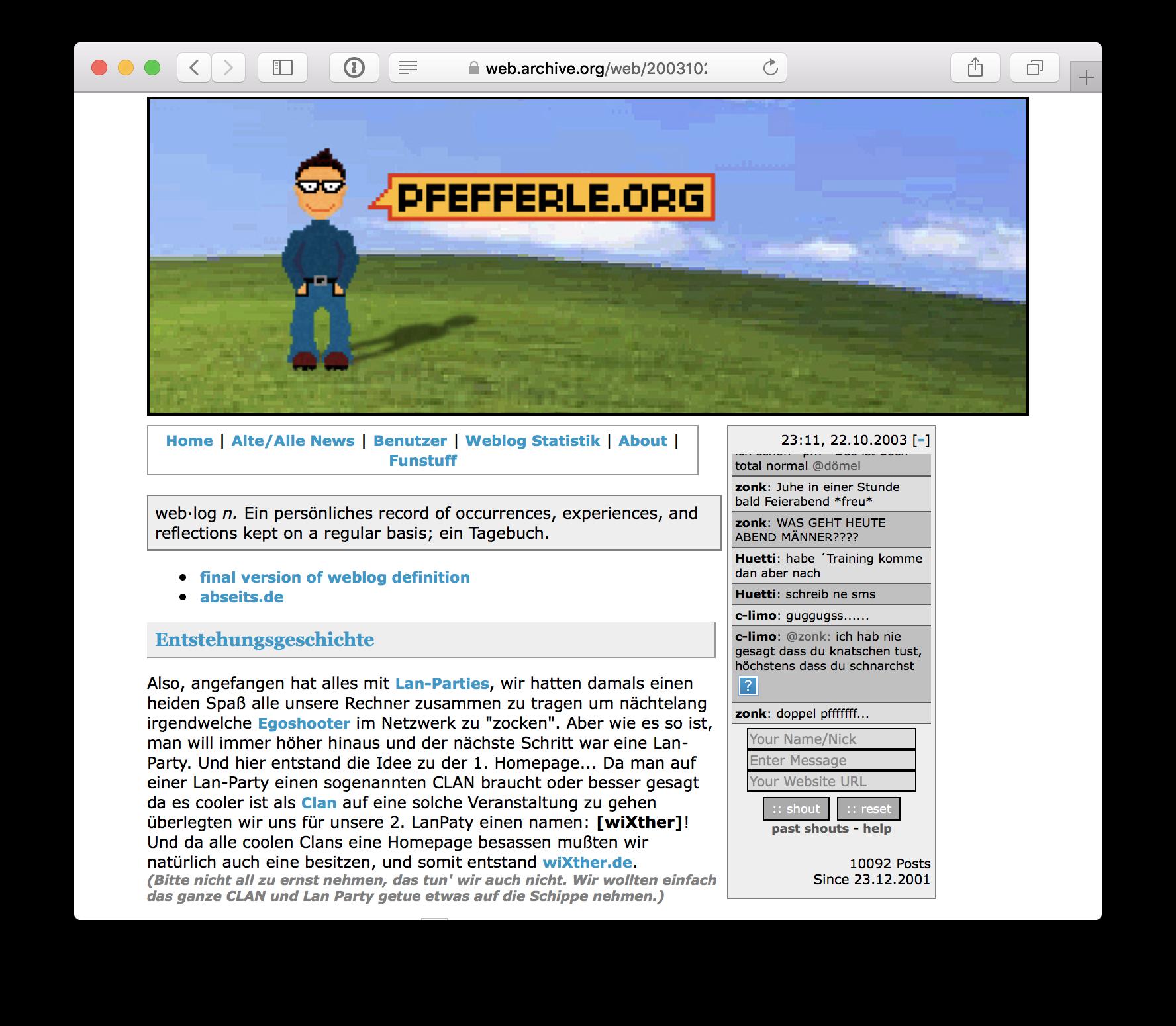 notiz.Blog – a weblog about the open, portable, interoperable ...